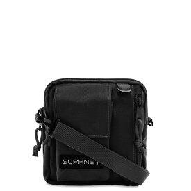 ソフネット SOPHNET. メンズ ショルダーバッグ バッグ【small shoulder bag】Black