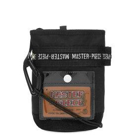マスターピース Master-Piece メンズ ポーチ 【omocha pouch】Black