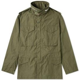 ザ リアル マッコイズ The Real McCoys メンズ ジャケット フィールドジャケット アウター【the real mccoy's m-65 field jacket】Olive