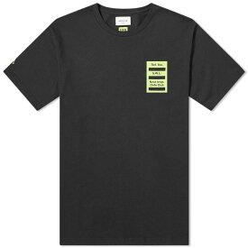 エンド END. メンズ Tシャツ トップス【wood wood sami tee】Black