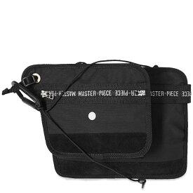 マスターピース Master-Piece メンズ ポーチ 【omocha neck strap pouch】Black