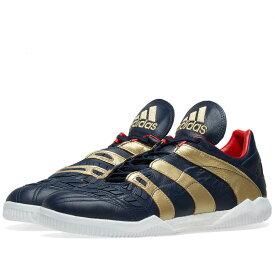 アディダス Adidas Consortium メンズ スニーカー シューズ・靴【beckham x zidane predator accelerator tr zz】Gold Metallic/Core Black