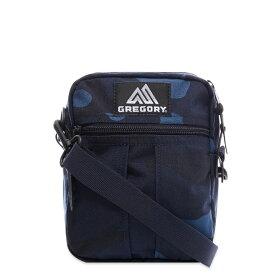 ソフネット SOPHNET. メンズ ショルダーバッグ バッグ【x Gregory Quick Pocket Shoulder Bag】Navy