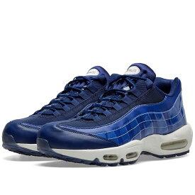 ナイキ Nike レディース スニーカー エアマックス 95 シューズ・靴【Air Max 95 SE W】Blue Void/White