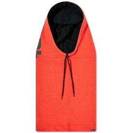 ソフネット SOPHNET. メンズ マフラー・スカーフ・ストール ネックウォーマー【Reversible Hood Neck Warmer】Orange