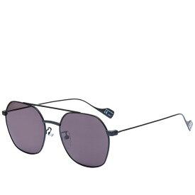 バレンシアガ Balenciaga メンズ メガネ・サングラス 【Ghost Sunglasses】Black/Grey