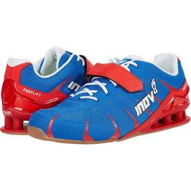 イノヴェイト inov-8 メンズ シューズ・靴 【FastLift(TM) 360】Blue/Red/White