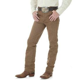 ラングラー Wrangler メンズ ジーンズ・デニム スキニー・スリム ボトムス・パンツ【0936 Cowboy Cut Slim Fit Jean】Black Whiskey