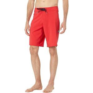 ボルコム Volcom メンズ 海パン サーフパンツ 水着・ビーチウェア【Lido Solid Mod 20' Boardshorts】Ribbon Red