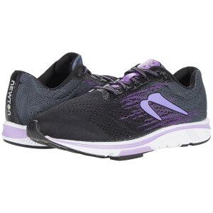 ニュートンランニング Newton Running レディース ランニング・ウォーキング シューズ・靴【Motion 10】Black/Purple