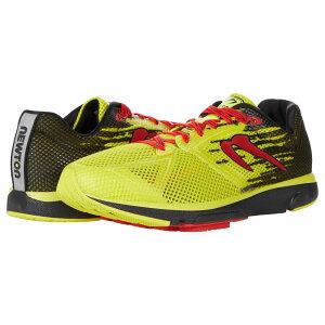 ニュートンランニング Newton Running メンズ ランニング・ウォーキング シューズ・靴【Distance 10】Yellow/Black