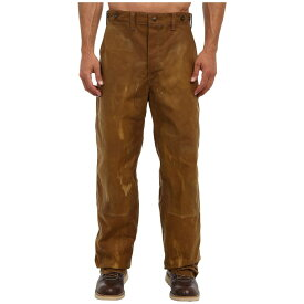 フィルソン メンズ ボトムス・パンツ【Oil Finish Double Tin Pant】Tan
