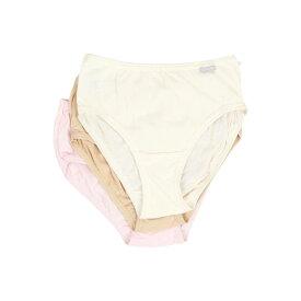ジョッキー レディース インナー・下着 ショーツのみ【Elance Cotton Classic Fit Hipster】Ivory/Sand/Pink Pearl