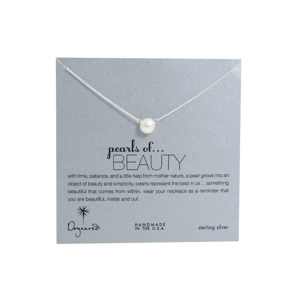 ドギャード レディース ジュエリー・アクセサリー ネックレス【Pearls of Beauty Necklace】Sterling Silver