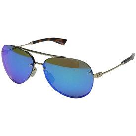 アンダーアーマー メンズ ファッション小物 スポーツサングラス【Double Down】Shiny Gold/Shiny Tortoise Frame/Gray/Blue Multiflection Lens