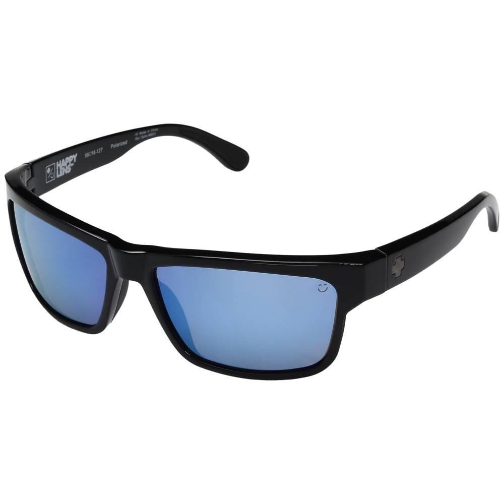 スパイ メンズ ファッション小物 メガネ・サングラス【Frazier】Black/Happy Bronze Polar w/ Light Blue Spectra