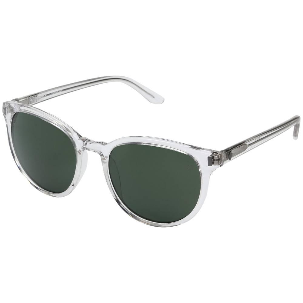 スパイ メンズ ファッション小物 メガネ・サングラス【Alcatraz】Bare Crystal/Happy Gray Green