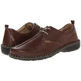 ジョセフセイベル レディース シューズ・靴 ローファー・オックスフォード【Lindsay 2】Dakota Brandy Leather