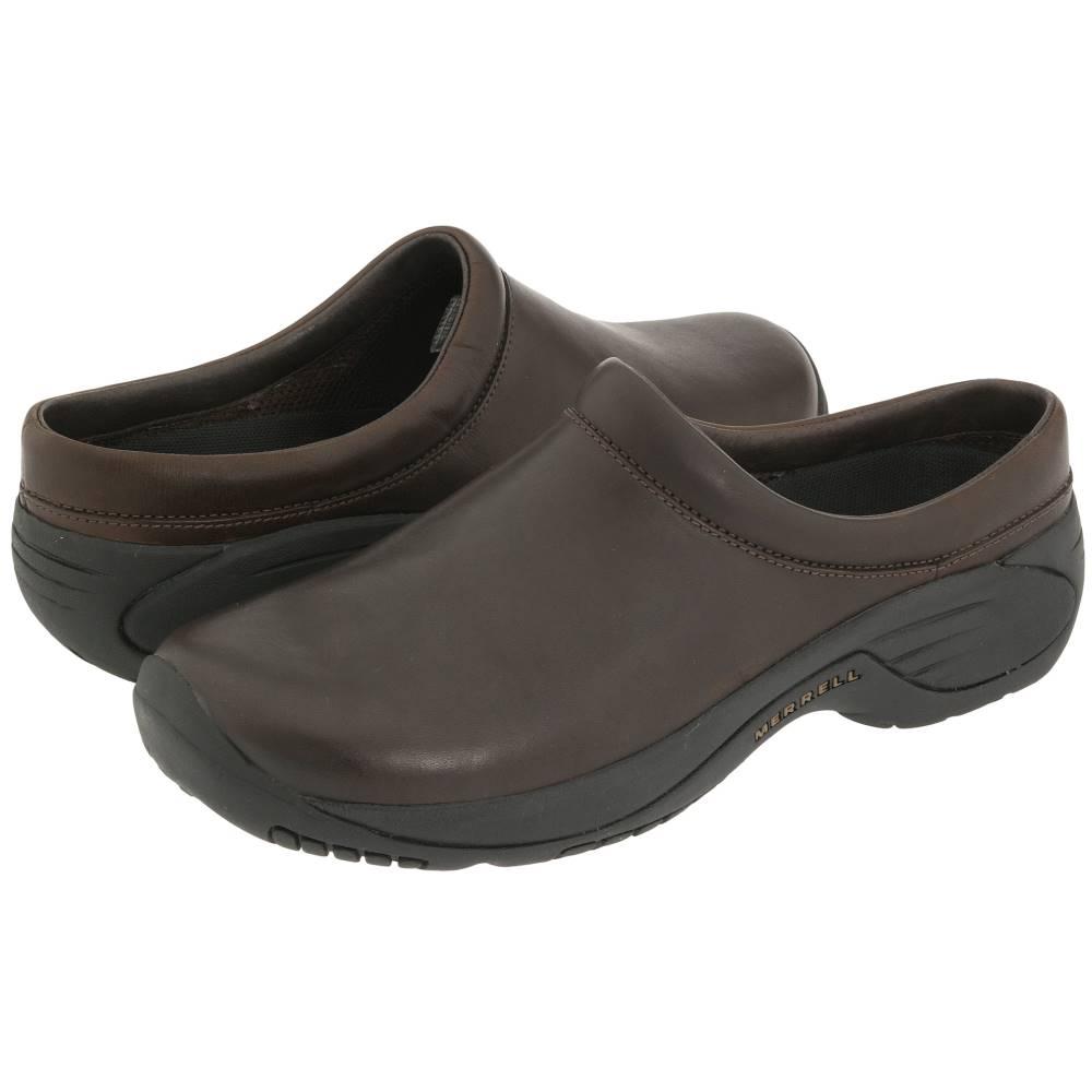 メレル メンズ シューズ・靴 サンダル【Encore Gust】Smooth Bug Brown Leather