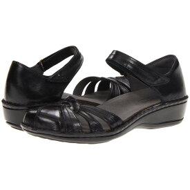 アラヴォン レディース シューズ・靴 サンダル・ミュール【Clarissa】Black Leather