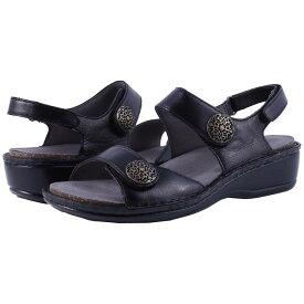 アラヴォン レディース シューズ・靴 サンダル・ミュール【Candace】Black