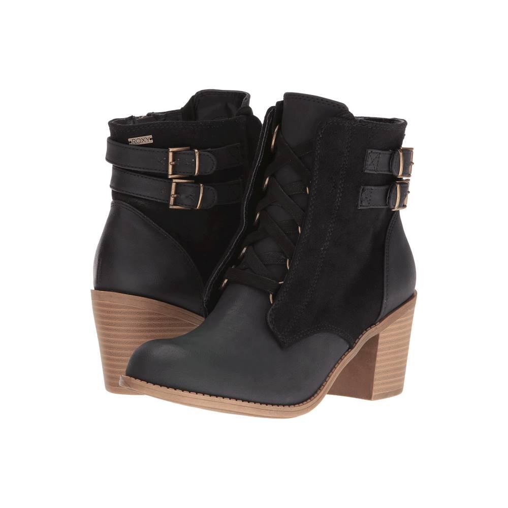 ロキシー レディース シューズ・靴 ブーツ【Tempe】Black