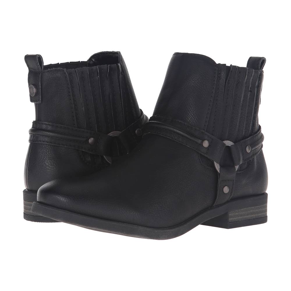 ロキシー レディース シューズ・靴 ブーツ【Geary】Black
