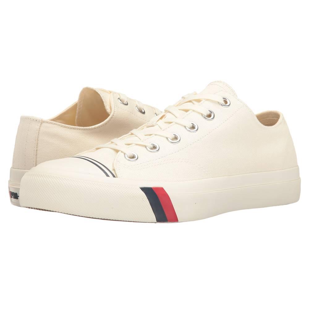 ケッズ メンズ シューズ・靴 スニーカー【Pro-Keds Royal Lo Classic Canvas】White