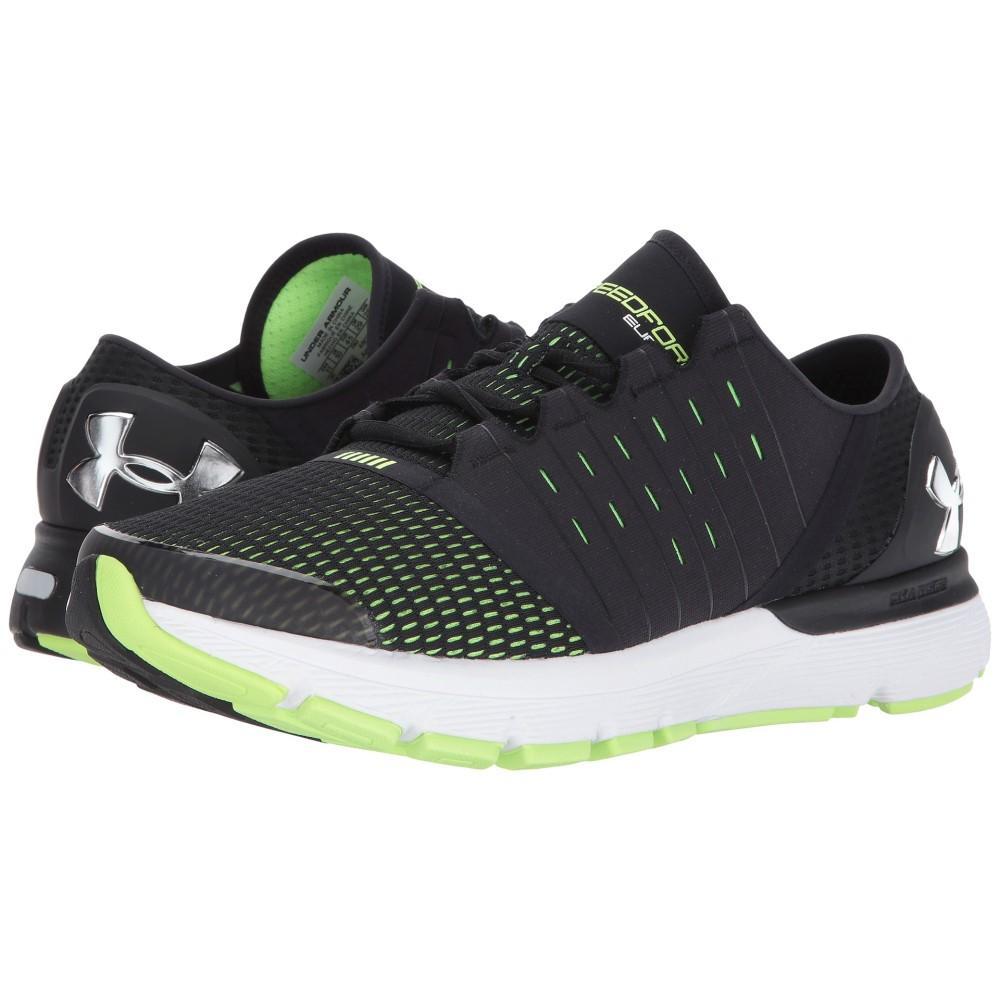 アンダーアーマー メンズ シューズ・靴 スニーカー【UA Speedform Europa】Black/Quirky Lime/Chrome