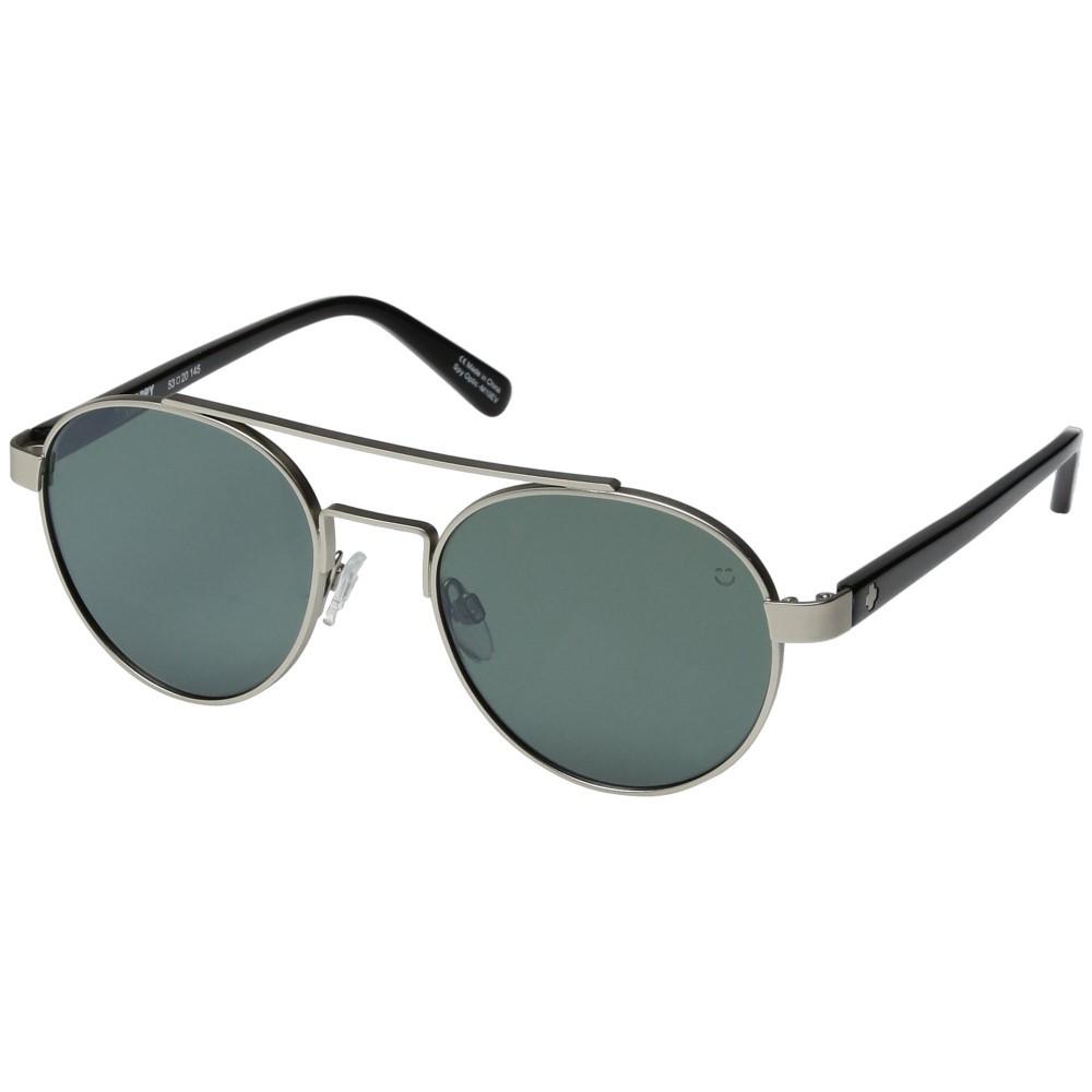 スパイ メンズ ファッション小物 スポーツサングラス【Deco】Matte Silver/Black/Happy Gray/Green/Silver Mirror