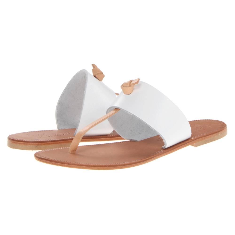 ジョア レディース シューズ・靴 サンダル・ミュール【Nice】White/Natural