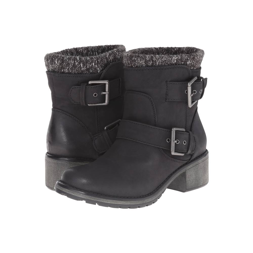 ロキシー レディース シューズ・靴 ブーツ【Scout】Black
