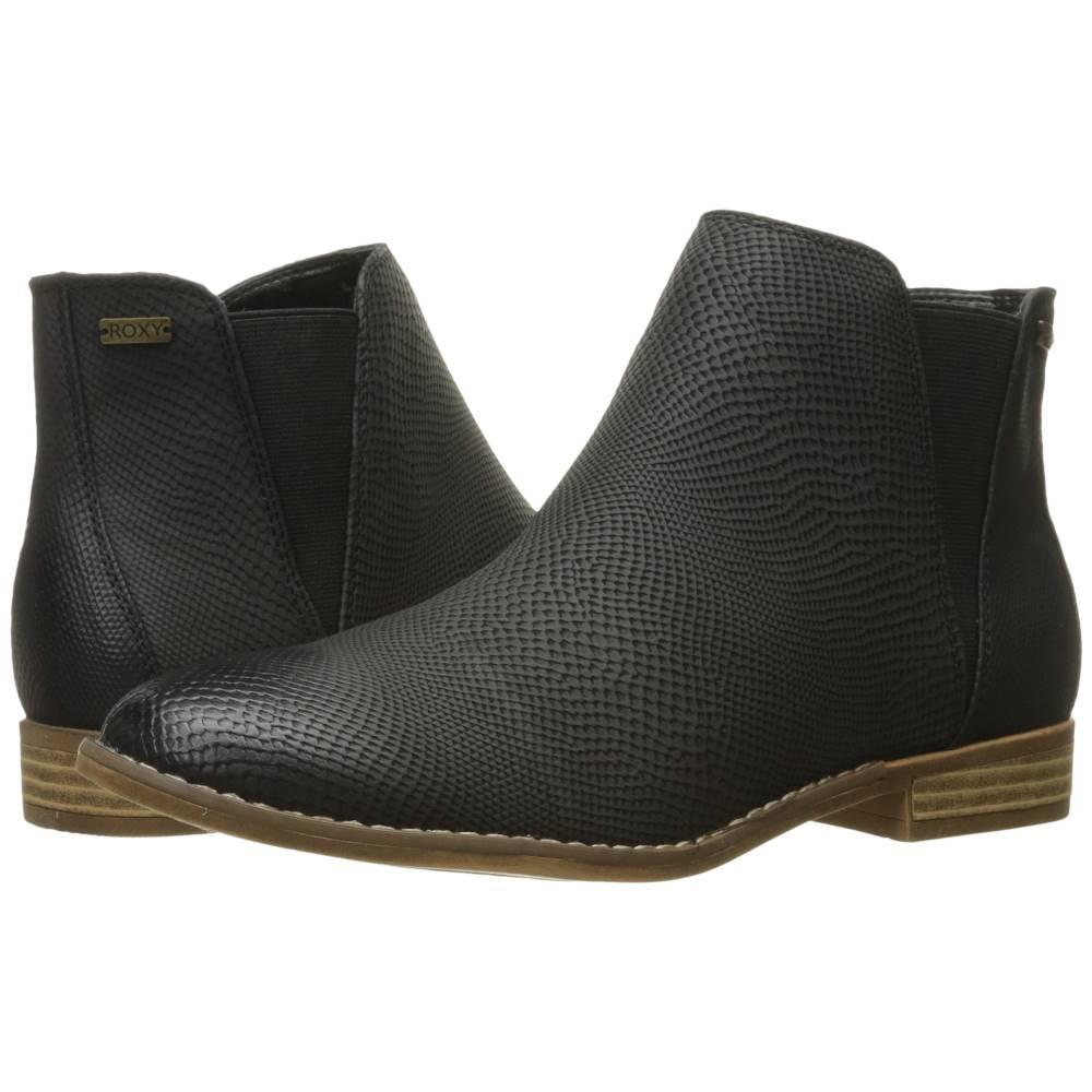 ロキシー レディース シューズ・靴 ブーツ【Austin】Black