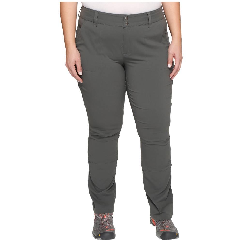 コロンビア レディース ボトムス・パンツ【Plus Size Saturday Trail Pants】Grill