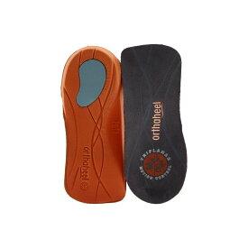 バイオニック メンズ シューズ・靴 インソール・靴関連用品【Relief 3/4 Length】Brown/Orange