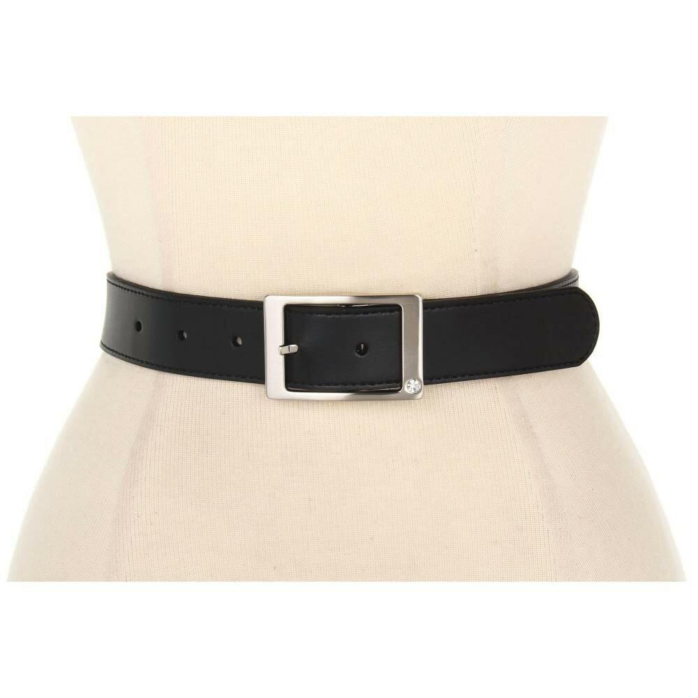 ナイキ レディース ファッション小物 ベルト【Rhinestone Harness Reversible】Black/White