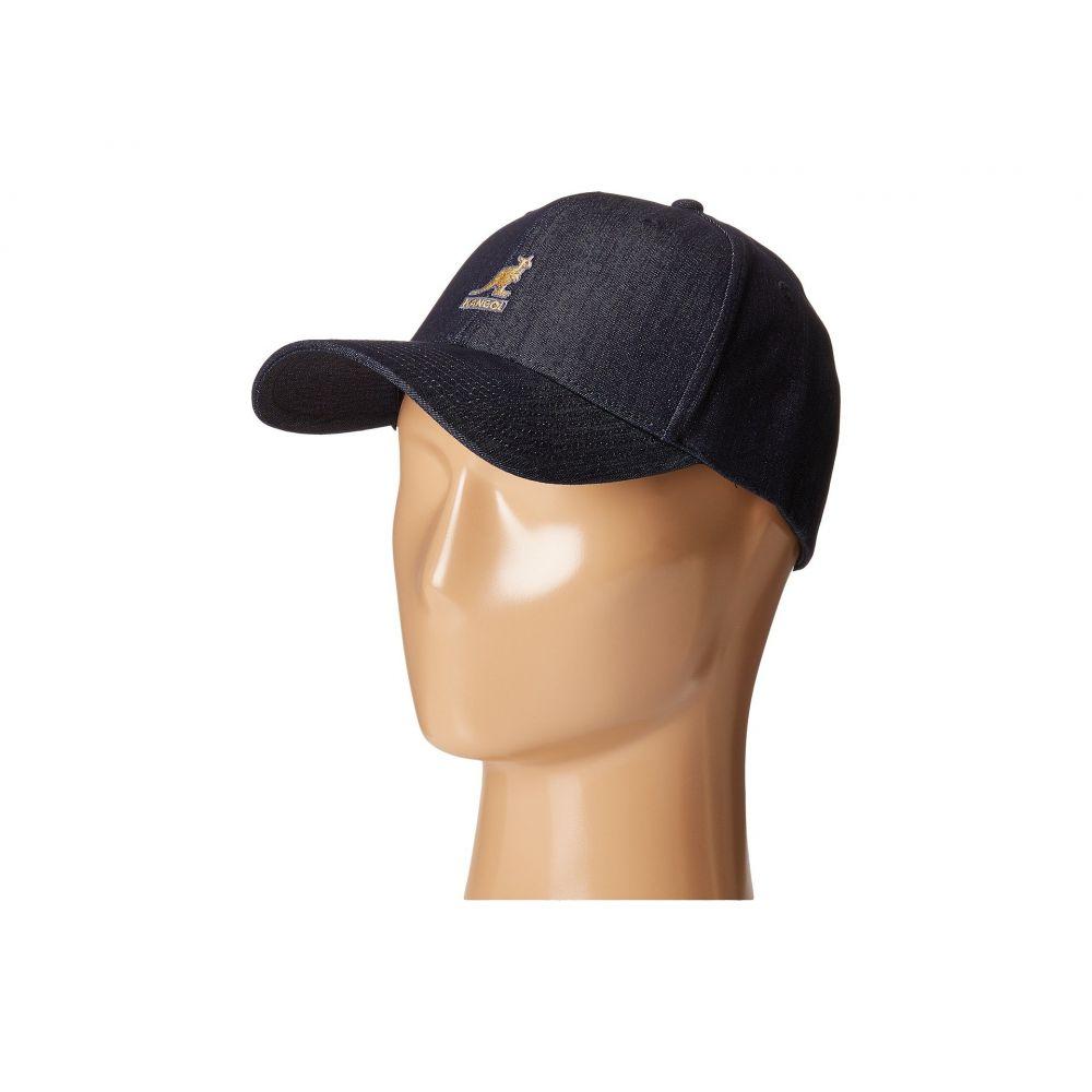 カンゴール メンズ 帽子 キャップ【Denim Baseball】Indigo