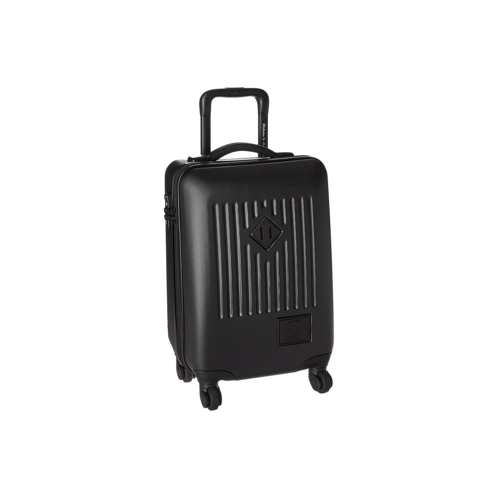 ハーシェル サプライ メンズ バッグ スーツケース・キャリーバッグ【Trade Carry-On】Black 1