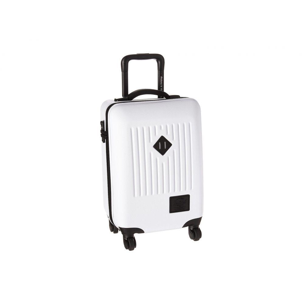 ハーシェル サプライ メンズ バッグ スーツケース・キャリーバッグ【Trade Carry-On】White 1