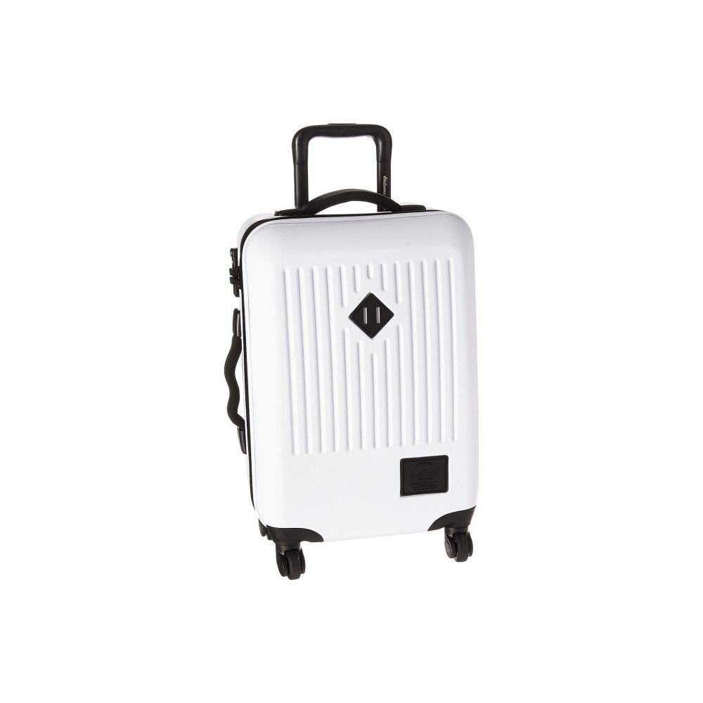 ハーシェル サプライ メンズ バッグ スーツケース・キャリーバッグ【Trade Small】White