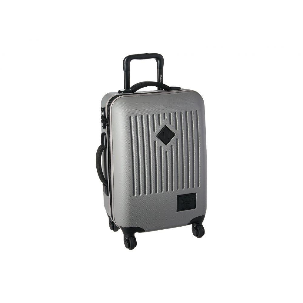 ハーシェル サプライ メンズ バッグ スーツケース・キャリーバッグ【Trade Small】Grey