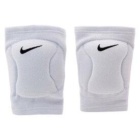 ナイキ メンズ バレーボール サポーター【Streak Volleyball Knee Pad】White