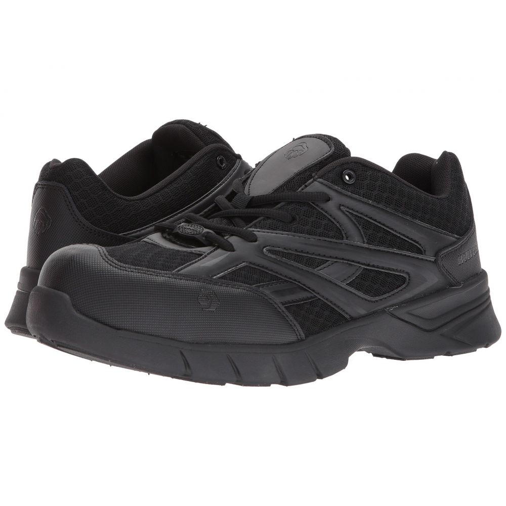 ウルヴァリン メンズ シューズ・靴 スニーカー【Jetstream CarbonMAX Safety Toe】Black