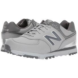 ニューバランス メンズ シューズ・靴 スニーカー【NBG574 SL】Grey/Silver
