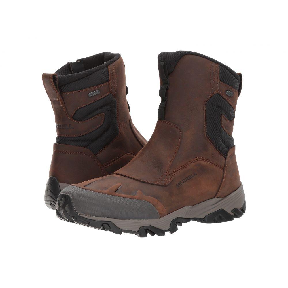 メレル メンズ シューズ・靴 ブーツ【Coldpack Ice+ 8 Zip Polar Waterproof】Copper Mountain