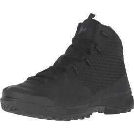 アンダーアーマー メンズ ハイキング・登山 シューズ・靴【UA Infil Hike GTX】Black/Black