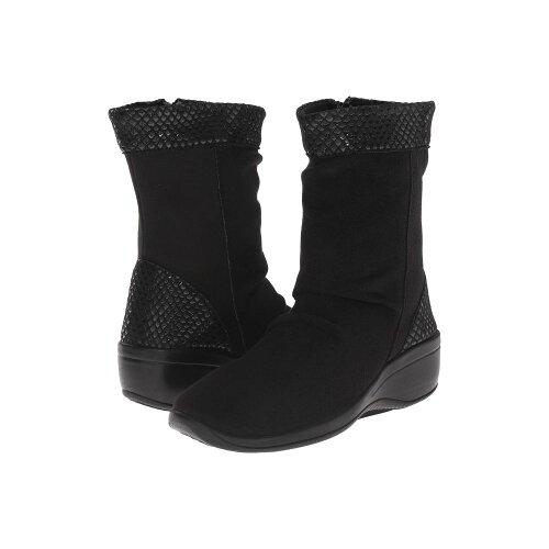 アルコペディコ レディース シューズ・靴 ブーツ【Patricia】Black