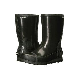 4902fb447d2 ソレル レディース シューズ・靴 レインシューズ・長靴 Joan Rain Short Gloss Black