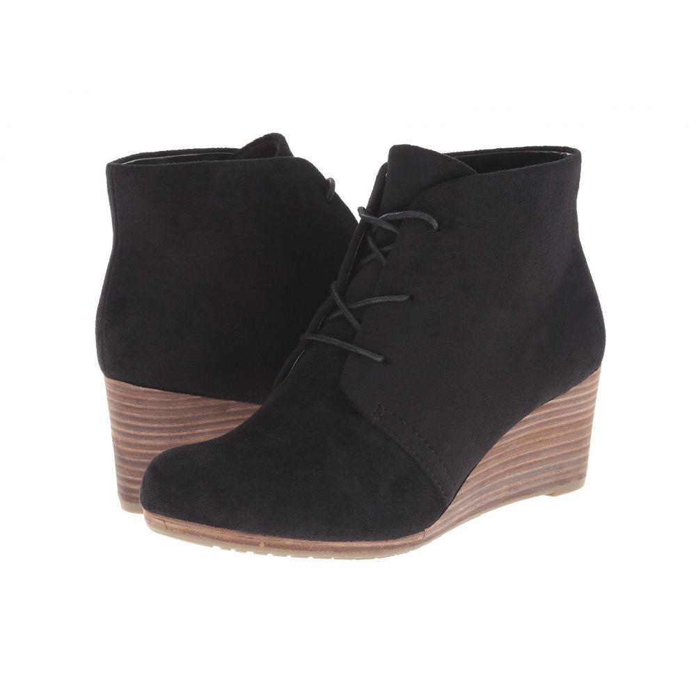 ドクター ショール レディース シューズ・靴 ブーツ【Dakota】Black Microfiber