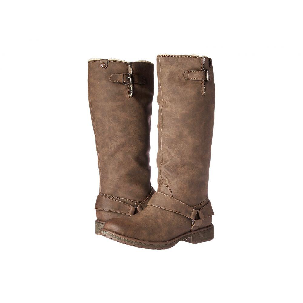 ロキシー レディース シューズ・靴 ブーツ【Montes】Chocolate